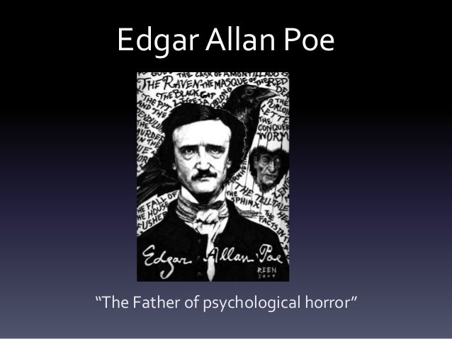 A brief biography about the negative side of edgar allan poe