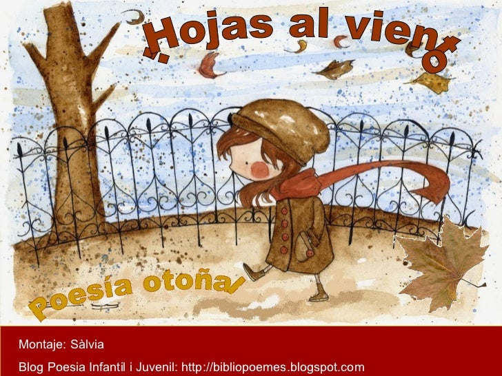 Montaje: SàlviaBlog Poesia Infantil i Juvenil: http://bibliopoemes.blogspot.com