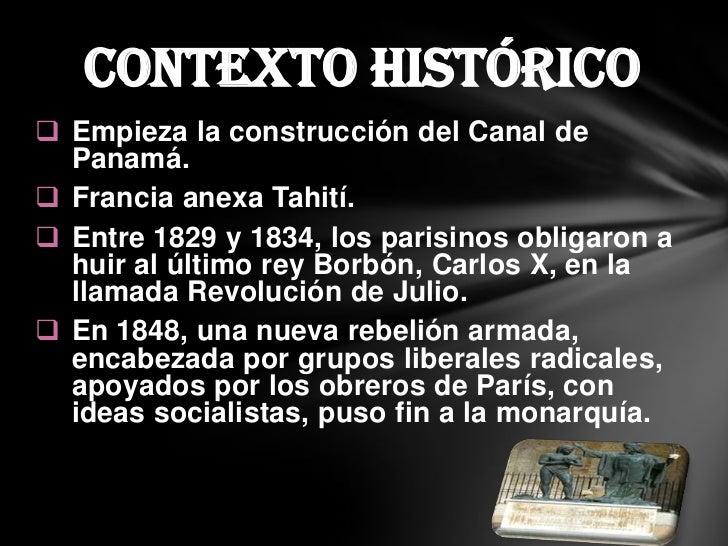  El último levantamiento revolucionario se  produjo en julio de 1849 En 1851 terminaba el mandato constitucional  de Lui...