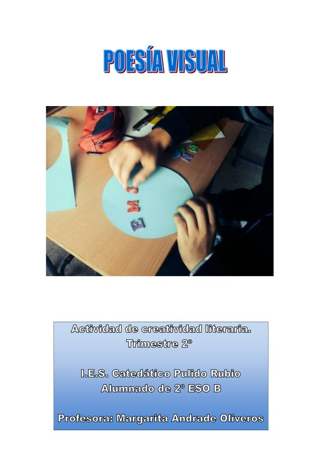 ACTIVIDAD DE CREATIVIDAD LITERARIA  INTRODUCCIÓN: Se trata utilizar la creatividad para generar producciones literarias o ...