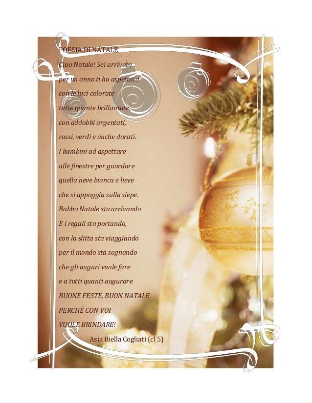 Poesia A Natale Di H Ogura.Poesia Di Natale Asia