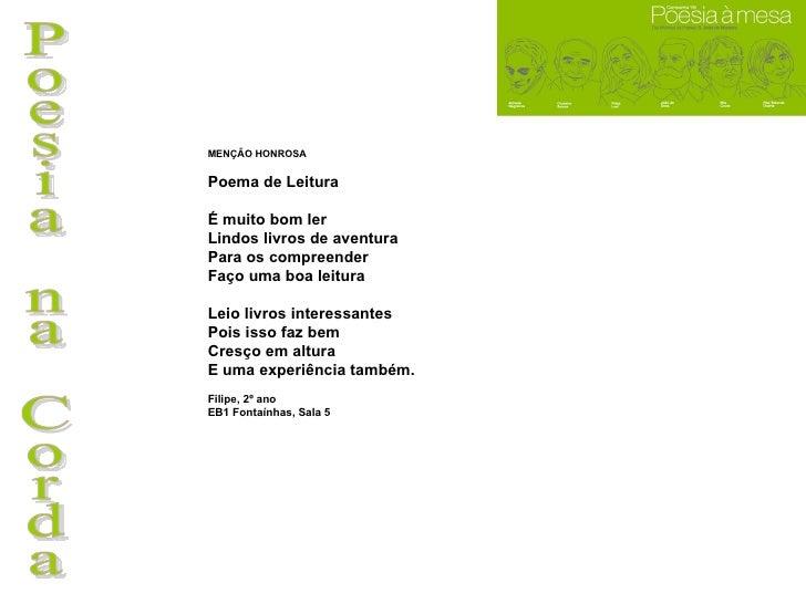 Populares Poesia na Corda PH89