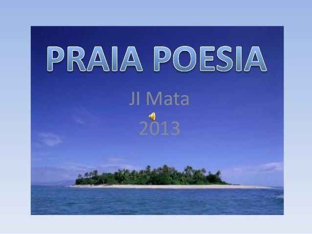 JI Mata  2013