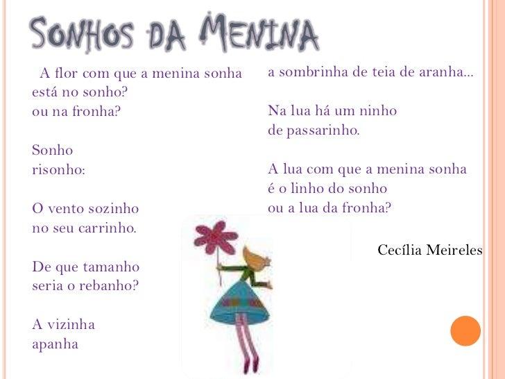 Extremamente Poesias De CecíLia Meireles RI87