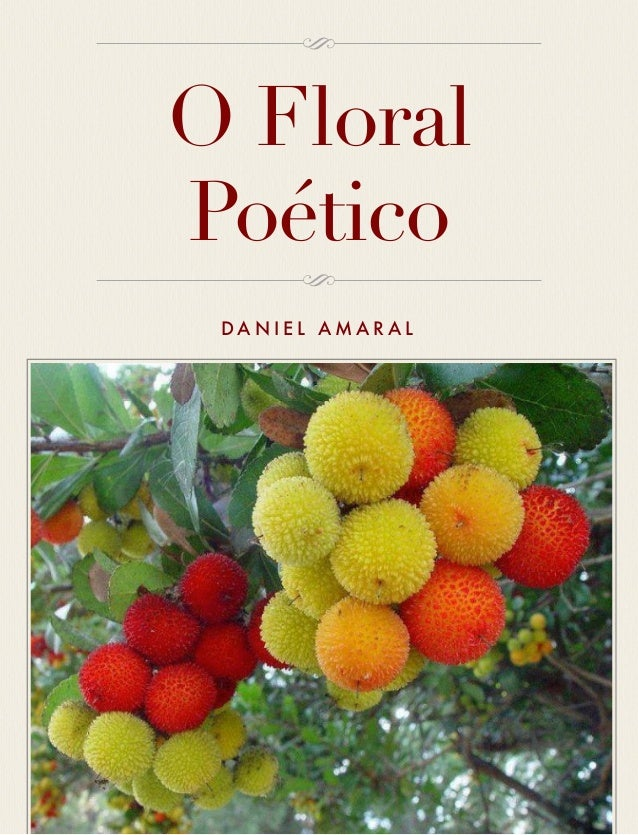 O Floral  Poético  DANI E L AMARAL
