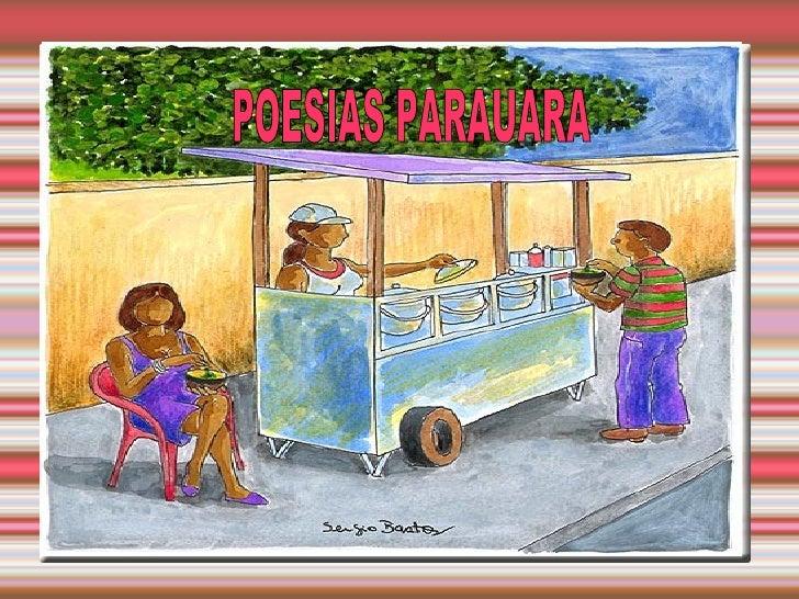 POESIAS PARAUARA