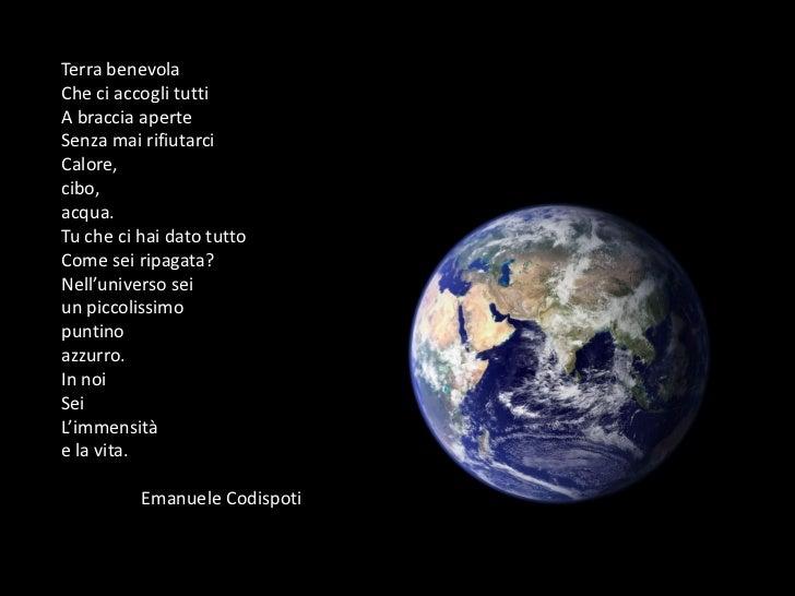 Poesie sparse sul cuor della terra for Puoi ottenere un prestito per la terra
