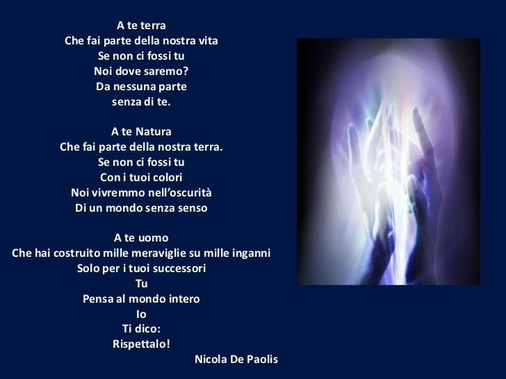 Favorito Poesie sparse sul cuor della terra ZW53