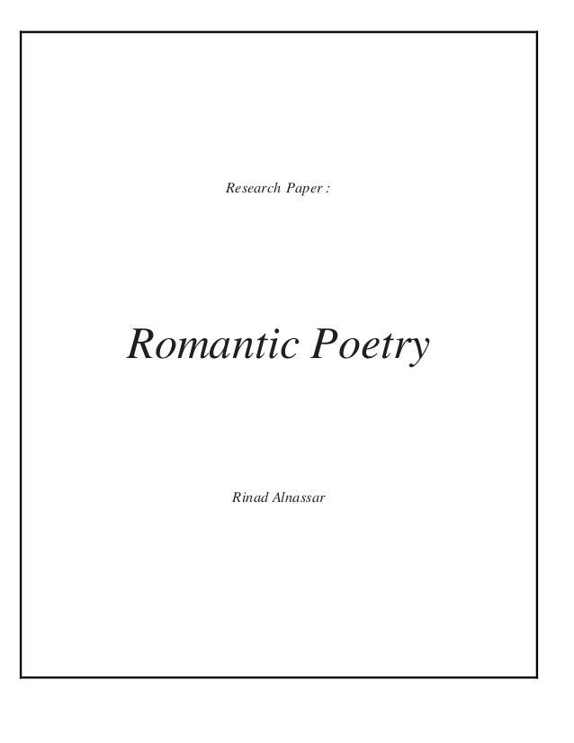 romanticism in frankenstein term paper
