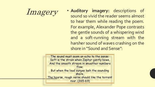 sound and sense alexander pope