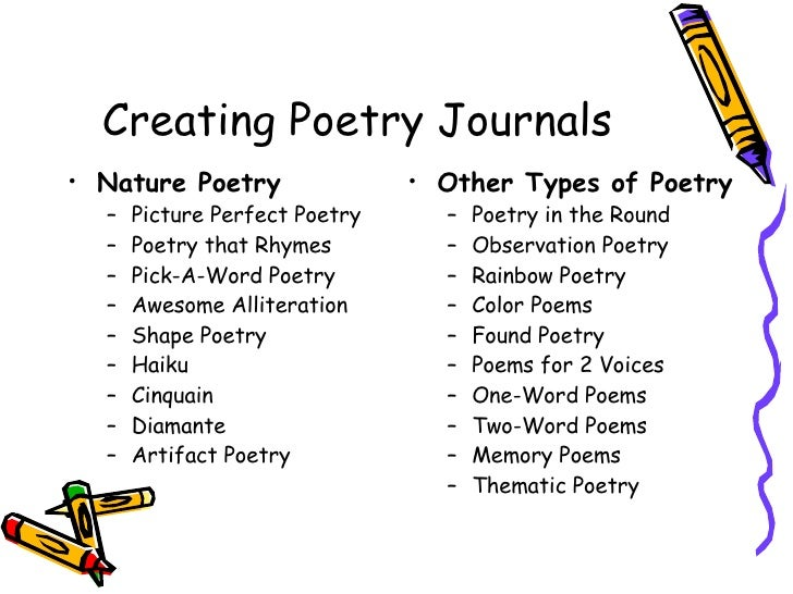 Two Voices Poems Examples 6