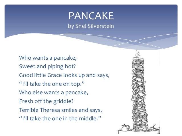 Poetry By Shel Silverstein