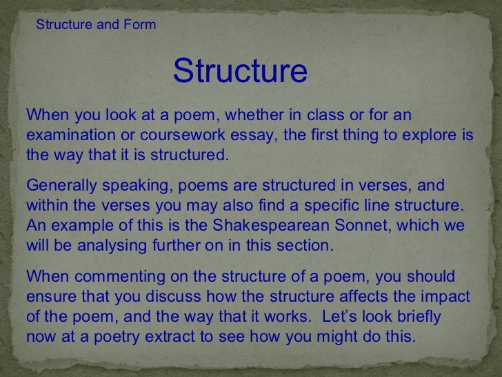 engl 102 poetry essay Poetry essay instructions in module/week 5, you will write a 750-word (3–4 pages) essay that analyzes 1 poem from the poetry unit before you begin writing the essay, carefully read the guidelines for developing your paper topic that are given below.