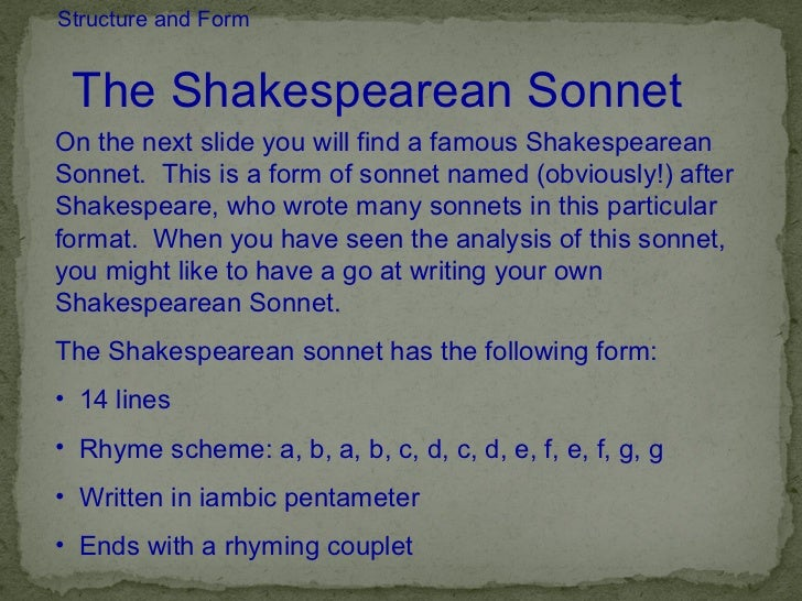 Poetry textual-analysis