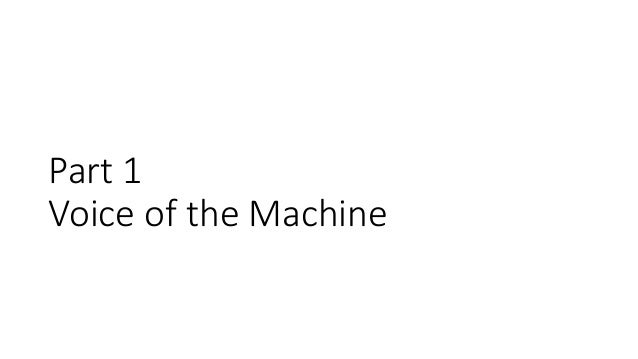 Human Neural Machine Slide 2