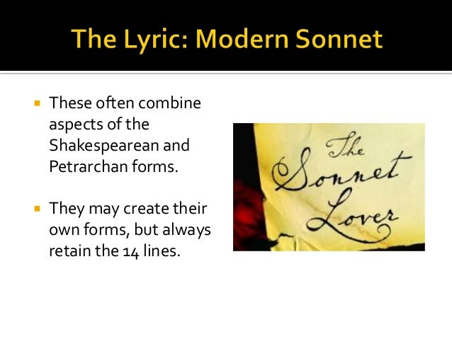 an introduction to the analysis of a sonnet When you put together a well-constructed analysis of is it a sonnet (a brief poem, usually sound and meter in poetry or the introduction to a standard.