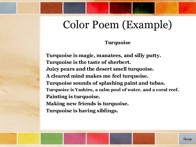 Poetry Writing Unit - Lessons - Tes Teach