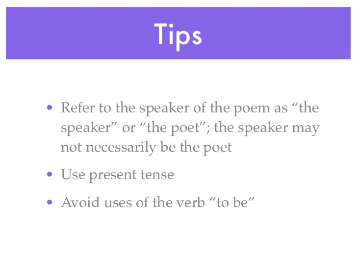 poetry explication Poetry is a compact language that expresses complex feelings to understand the multiple meanings of a poem, readers must examine its words and phrasing from th.