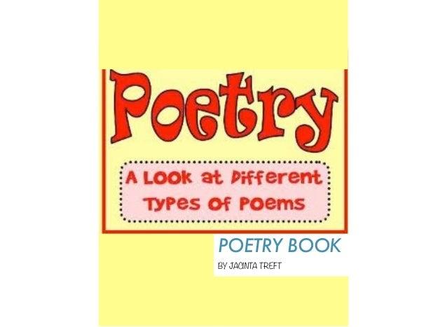POETRY BOOKBY JACINTA TREFT