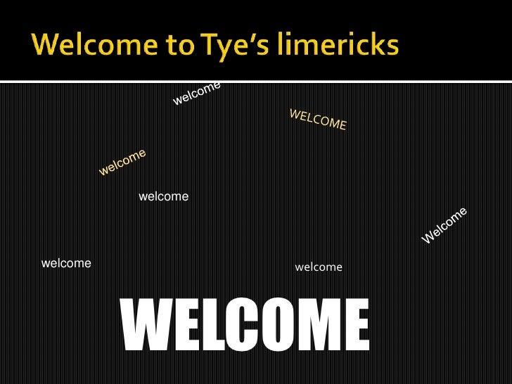 welcomewelcome             welcome          WELCOME