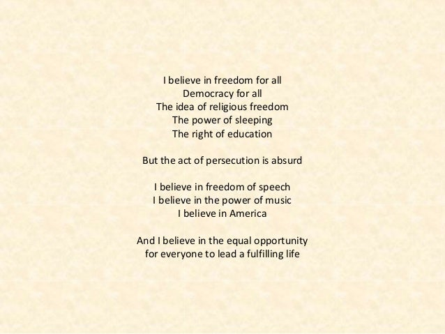 freedom with special message poems