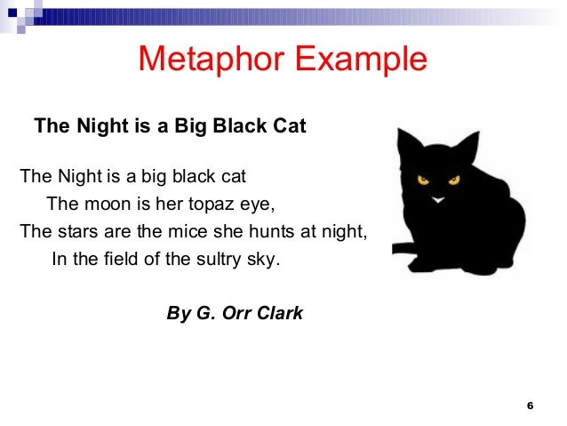 metaphor poems Gallery