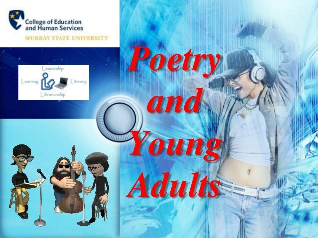 Where you young adult poem all