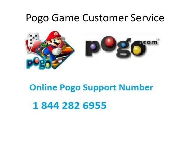 Pogo Game Customer Service
