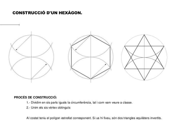 Resultado de imagen de hexagon estrellat
