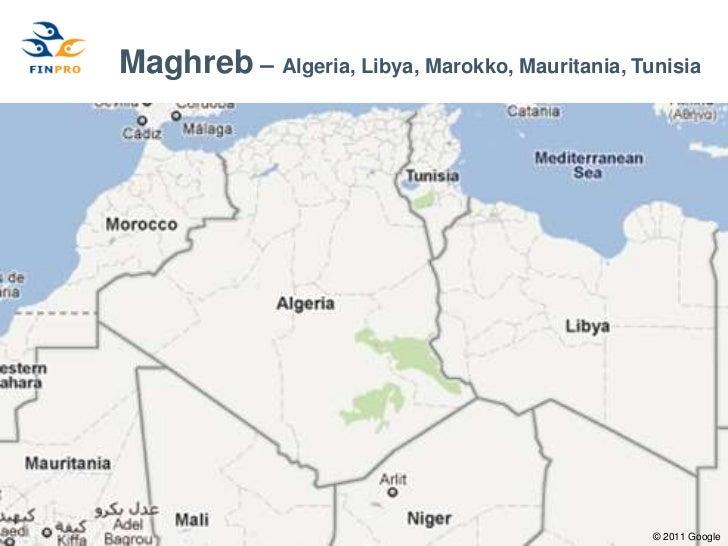 Pohjois Afrikka