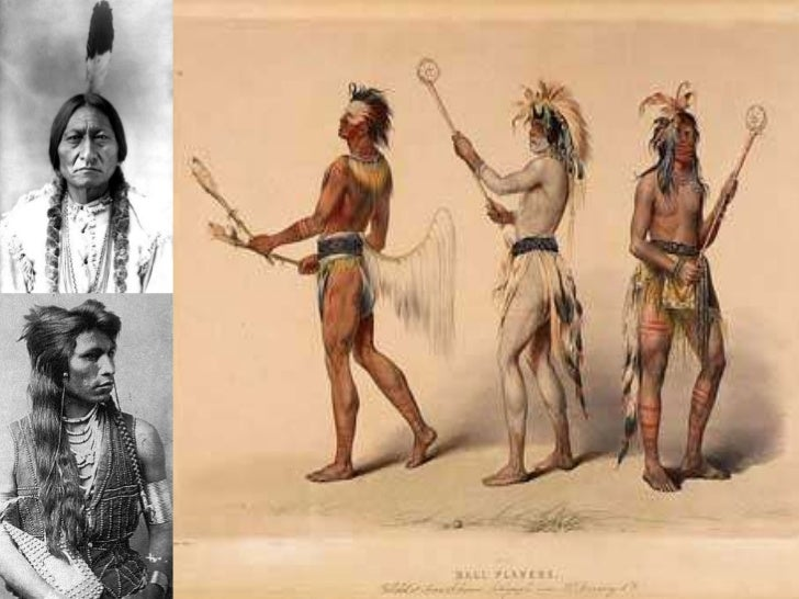 Pohjois-Amerikan intiaanit