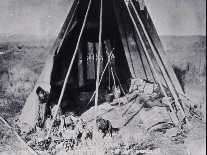 ReservaatitIntiaaneille varatut asuinalueet