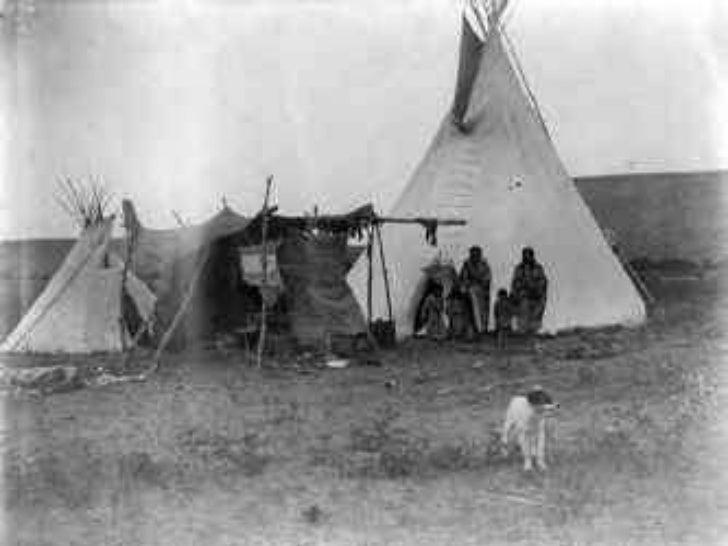 Pohjois Amerikan Intiaanit