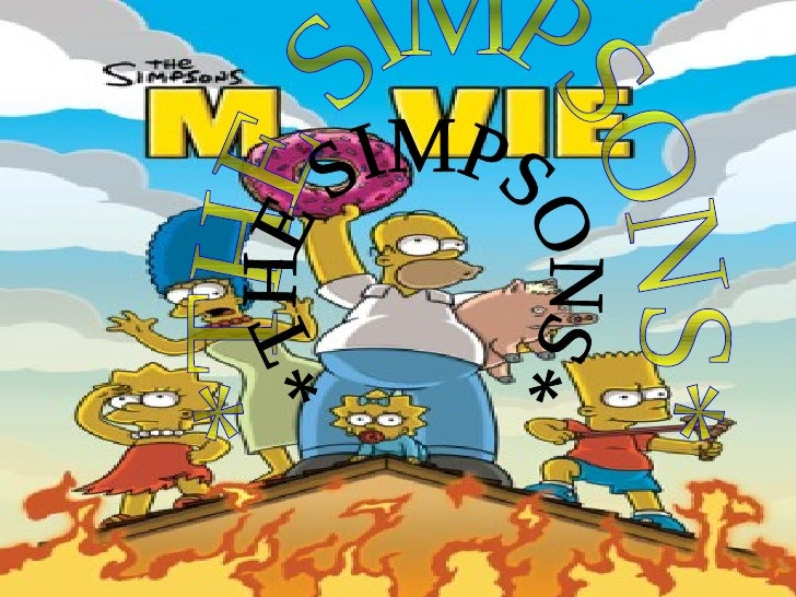 *THE SIMPSONS* *THE SIMPSONS*