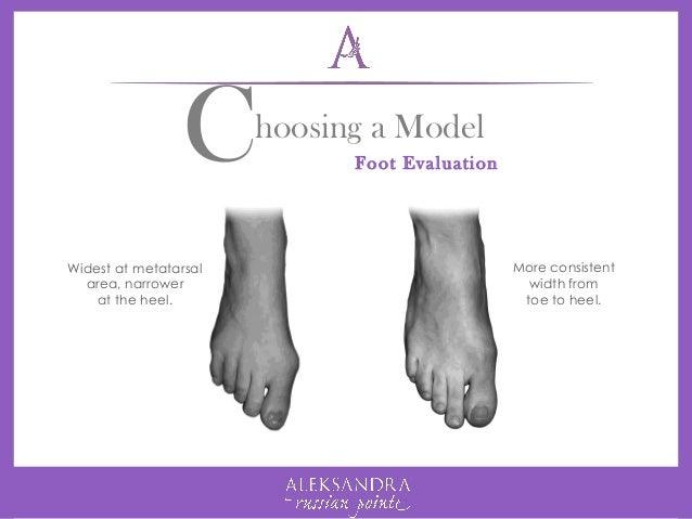 Feet Pointe Shoe Diagram Wiring Diagram