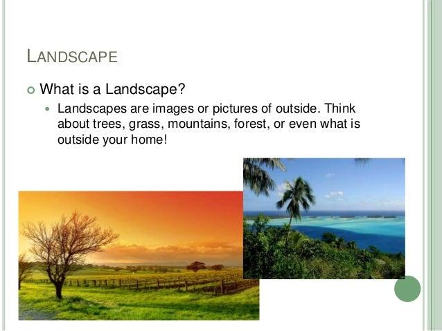 Landscape Art Lessons Tes Teach