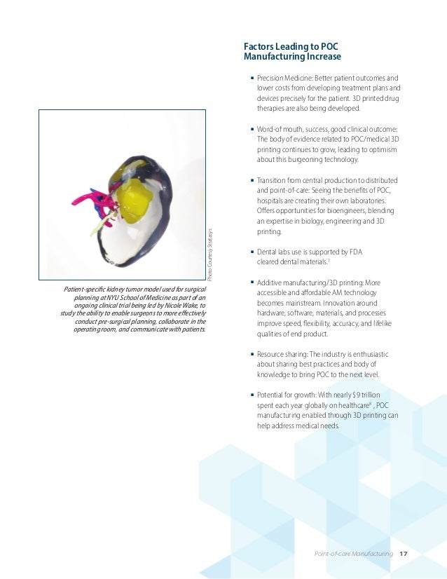 Point of Care - EOS Additive Manufacturing with Selective Laser Sint…