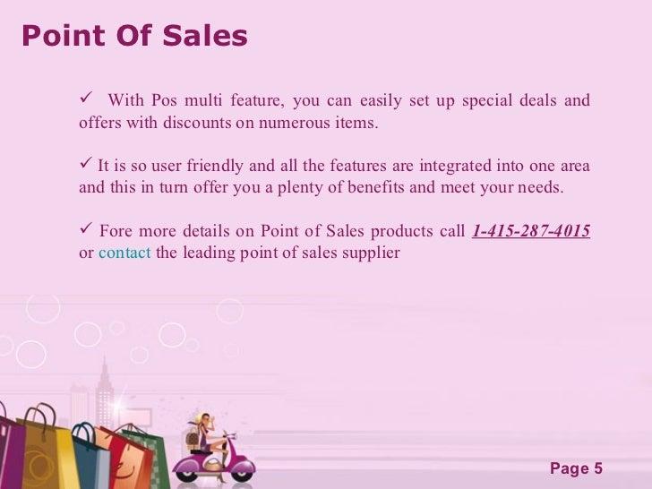 Point of sales need in retail business toneelgroepblik Choice Image