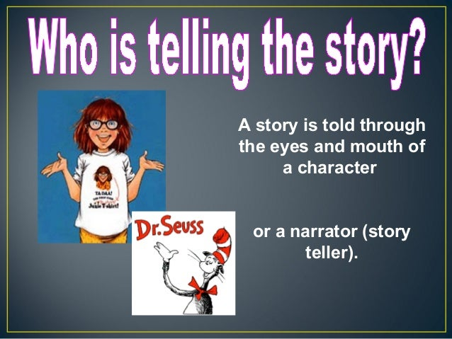 Point of view for Second Graders Slide 3