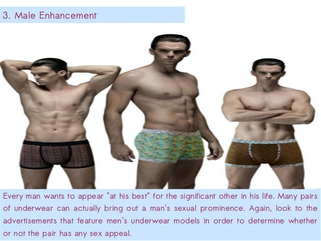 Points to consider when buying men's underwear online