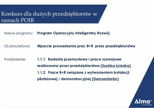 Poir badania i_rozwoj_ncbir Slide 2