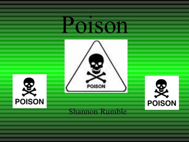 Poison Shannon Rumble