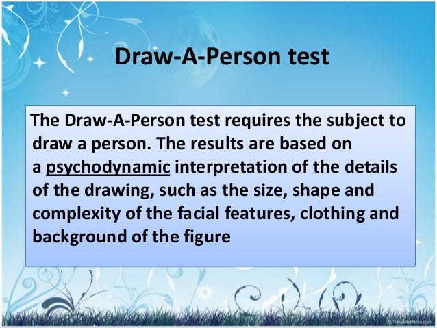 kinetic family drawing scoring and interpretation pdf