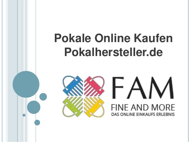 Pokale Online Kaufen Pokalhersteller.de