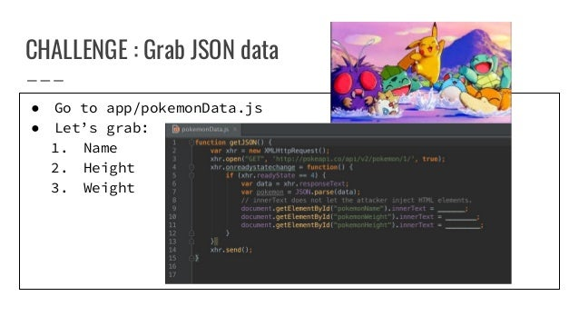 Make your own Pokédex with the Pokéapi & Node/Express!