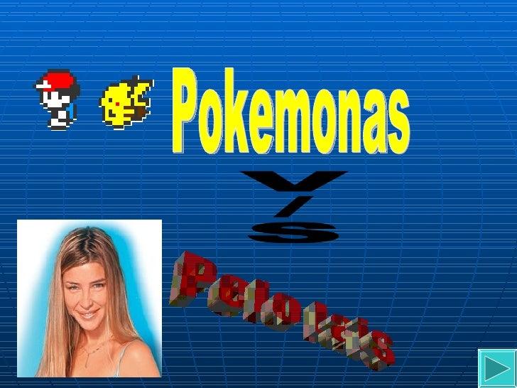 Pokemonas V/S Pelo lais