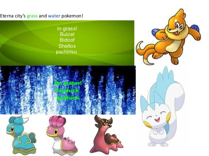 Pokemon Diamond, Pearl and Platinum Wiki Guide - ign.com