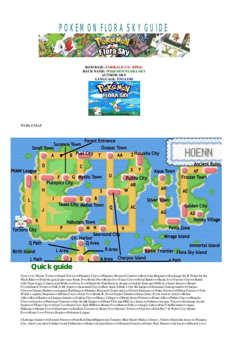 Pokemon Emerald World Map.Pictures Of Pokemon Emerald Map Walkthrough Rock Cafe