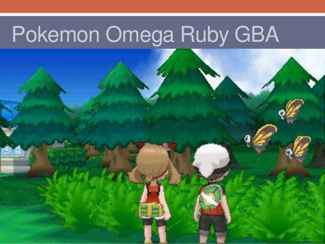 Pokemon Omega Ruby Rom