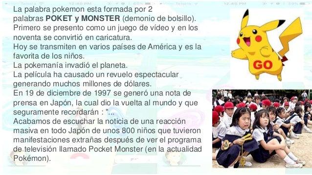 Pokemon satanico for Que significa gym